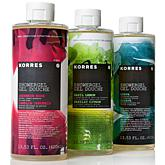 Korres Deluxe Hydrating Shower Gel Trio