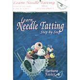 Needle Tatting Set - #7, #5-0, #3-0 Needles Threader