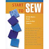 """Start To Sew"" Book"
