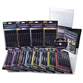 Spectrum Noir 72pc Marker Set with DVD and Cardstock