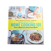 """Sara Moulton's Home Cooking"" Handsigned Cookbook"