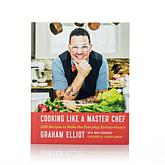 """Cooking Like a Master Chef"" Handsigned Cookbook"