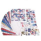 Anna Griffin® Seafarer Papercrafting Collection