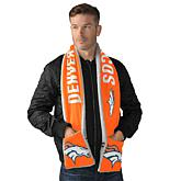 Officially Licensed NFL Accumulation Scarf with Pockets by Glll