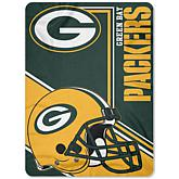 Officially Licensed NFL Fleece Throw