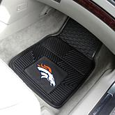 NFL Team Logo Set of 2 Car Mats