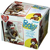 Janlynn Peejay Sock Monkey Kit