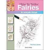 "Search Press Books ""How To Draw: Fairies"""