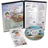Susan Scheewe Painting DVD - Acrylic Techniques