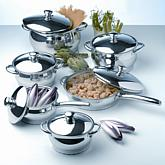 BergHOFF® Cosmo 12-piece Cookware Set