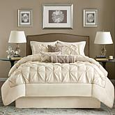 Madison Park Ivory Laurel Comforter Set