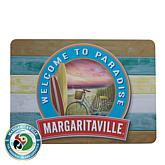 Bungalow Margaritaville Welcome to Paradise Nonslip Mat