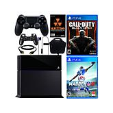 PS4 COD: Black Ops III/Madden NFL 16 with Accessories
