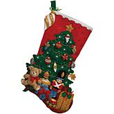 Stocking Felt Applique Kit