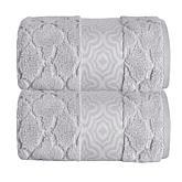 Turner Zero-Twist Turkish Cotton 2-piece Bath Sheet Set