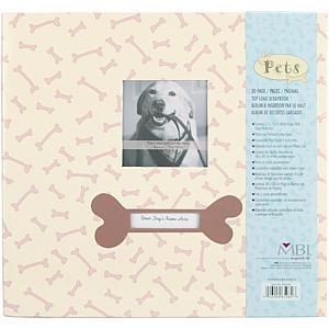 pet 12quot  x 12quot  postbound album