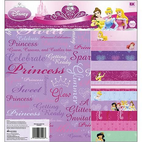 research paper on the disney princesses