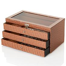 Colleen's Prestige™ 3-Drawer Necklace Box