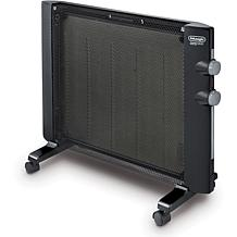 DeLonghi Black-Mica Panel Heater
