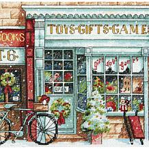 Dimensions Counted Cross Stitch - Toy Shoppe
