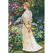 Dimensions Gold Counted Cross Stitch - In Her Garden