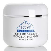 Ice Elements 2-Minute Miracle Exfoliating Gel
