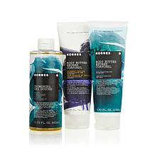 Korres Guava and Mulberry Vanilla Ultra-Hydration Trio