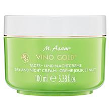 M. Asam 3.38 oz VINO GOLD Day and Night Cream
