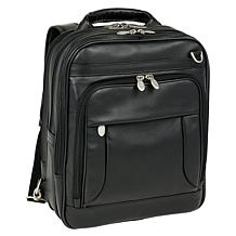 McKlein Lincoln Park Three-Way Laptop Backpack