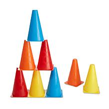Melissa and Doug 8 Activity Cones