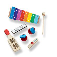 Melissa & Doug Beginner Band Set