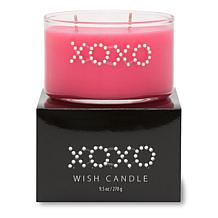 Primal Elements XOXO Wish Candle