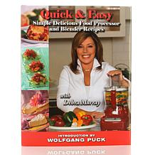 Quick & Easy Food Processor Cookbook by Debra Murray
