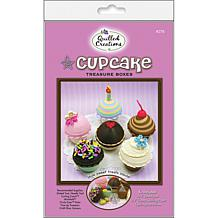 Quilled Creations Quilling Kit - Cupcake Treasure Boxes