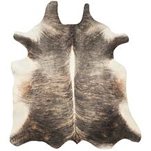 "Safavieh Cowhide Leather Rug - 4'6"" x 6'6"""