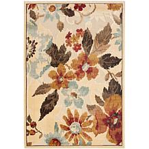 "Safavieh Paradise Cream - Multi 4' x 5'7"" Rug"