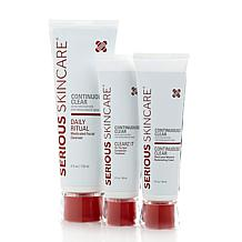 Serious Skincare Continuously Clear Trio - Adult