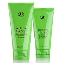 Serious Skincare Replicate & Renew Hair Care Duo