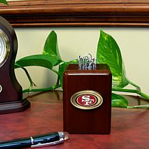 Team Paper Clip Holder - San Francisco 49ers - NFL