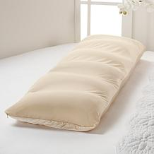 Tony Little Micropedic Body Pillow Cover - Beige